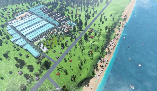 Khu đô thị Seaway Bình Châu