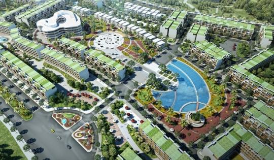 Đất nền, nhà phố thương mại FLC Lux City Quy Nhơn