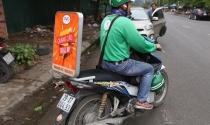 Startup kiếm tiền quảng cáo từ xe máy lần đầu xuất hiện trên phố