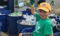 CEO 7 tuổi ước mơ trở thành 'ông chủ ve chai'