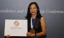 Người phụ nữ gốc Việt nhận giải thưởng 'Công dân Toàn cầu'