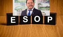 Câu hỏi quanh việc Chủ tịch Đất Xanh kiếm hơn 60 tỷ đồng từ ESOP (ẩn)