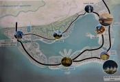 Duyệt quy hoạch 1/5.000 Khu đô thị du lịch biển Cần Giờ quy mô 2.870 ha