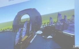 Tiền Giang vừa mời gọi đầu tư vừa làm việc với nhà đầu tư về dự án Mekong Paradise