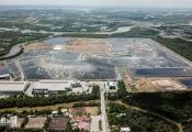 TP.HCM: Di dời các hộ dân khu vực 40ha bãi rác Đa Phước để trồng cây xanh cách ly