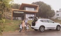 Nissan X-Trail cùng bạn lái trọn yêu thương