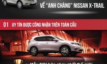 Vài điều có thể bạn chưa biết về Nissan X-Trai