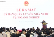 Ra mắt Ủy ban Quản lý vốn Nhà nước