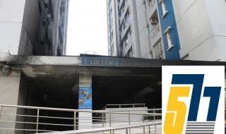 Thảm họa cháy Carina Plaza: NBB muốn phủi tay cũng không được