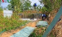 Người dân Kon Tum tự nguyện tháo dỡ công trình xây dựng chờ đền bù