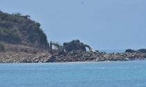 Vụ đổ đất, đá lấp vịnh Nha Trang: Kiểm điểm 3 cá nhân, 1 tập thể