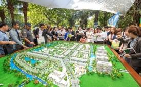 Biệt thự nhà phố tăng giá mạnh trên thị trường thứ cấp