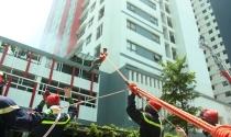 Đảm bảo công tác phòng cháy chữa cháy tại dự án chung cư cao tầng
