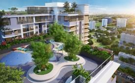 Xu hướng bất động sản căn hộ cao cấp: Sống hiện đại là sống xanh