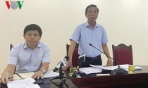 Cưỡng chế các cơ sở thuê kinh doanh sai phạm ở mương Phan Kế Bính