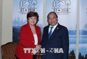 WB, IMF sẽ tiếp tục hỗ trợ Việt Nam trong tiến trình cải cách