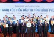 Bình Phước: Cấp giấy chứng nhận đầu tư cho 24 dự án với tổng vốn hơn 1 tỷ USD