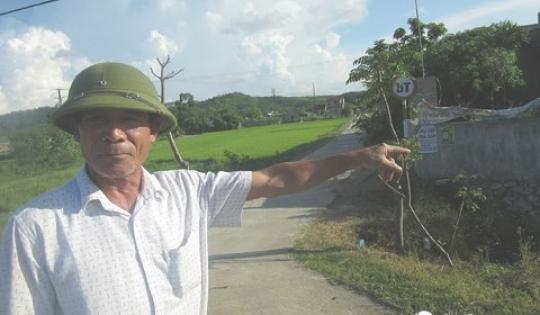 Hà Tĩnh: Kỳ lạ 1 lô đất được chính quyền bán 2 lần cho 2 chủ