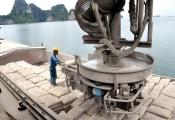 Xuất khẩu xi măng sang Trung Quốc tăng mạnh