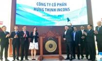 Cổ phiếu Hưng Thịnh Incons chính thức giao dịch trên HoSE