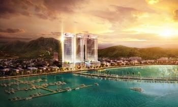 Ra mắt tòa tháp The Diamond - Dự án Swisstouches La Luna Resort Nha Trang