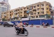 Trong tháng 11, Hà Nội sẽ cưỡng chế giải tỏa toàn bộ chung cư cũ bỏ hoang ở Láng Hạ