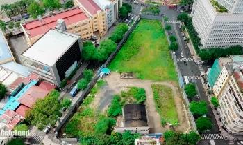 Xem khu đất vàng 6.000m2 bị bán rẻ ở Sài Gòn