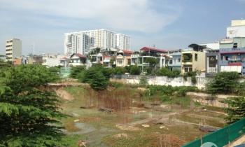 Centa Park vẫn xanh cỏ sau 2 năm mở bán