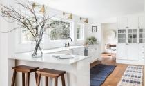 Lựa chọn thảm trang trí phòng bếp