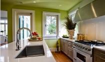Lựa chọn màu sắc nội thất cho nhà đẹp