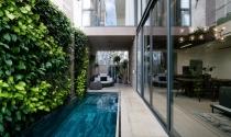 Căn nhà sang trọng với khoảng xanh chống nóng hoàn hảo