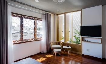 Căn nhà ngập nắng 49m2 ở Đà Nẵng