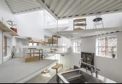 Độc đáo căn nhà 50m2, 13 tầng ở Nhật Bản