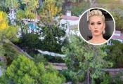 Biệt thự sang trọng hơn 200 tỷ đồng vừa bán của ca sĩ Katy Perry