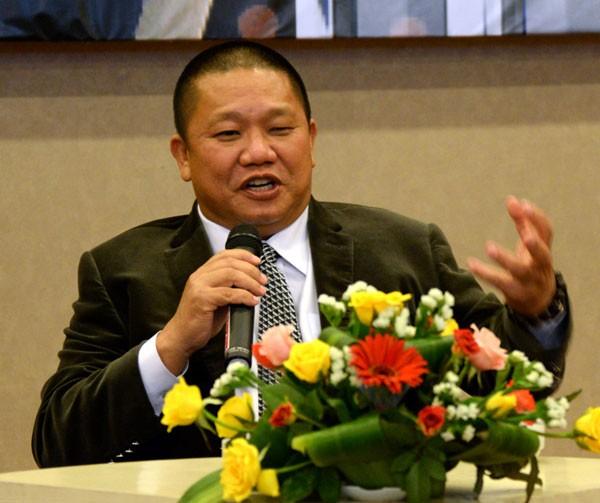 Đại gia Lê Phước Vũ: 'Sống tử tế không phải dễ'