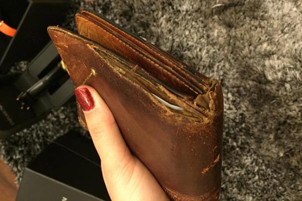 Kết quả hình ảnh cho ví cũ thay