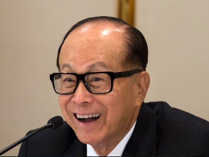 5. Li Ka-shing