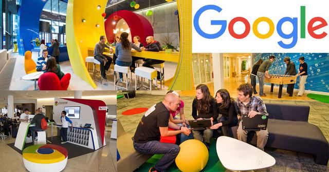 Google – Làm nhiều dù sai vẫn được tuyên dương, an phận thủ thường là không chấp nhận được! - CafeLand.Vn