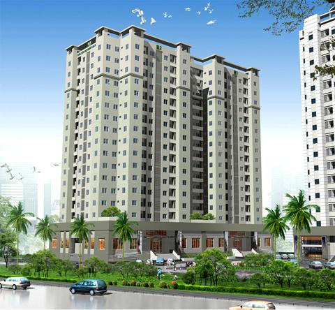 nhat lan 3 1362149108 Tổng quan và quy mô khu căn hộ Nhất Lan 3