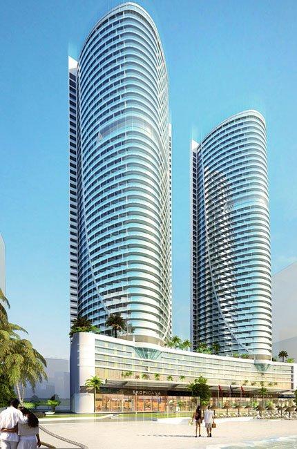 tropicananhatrang 1367081982 Tổng quan và quy mô khu phức hợp căn hộ   khách sạn Tropicana Nha Trang