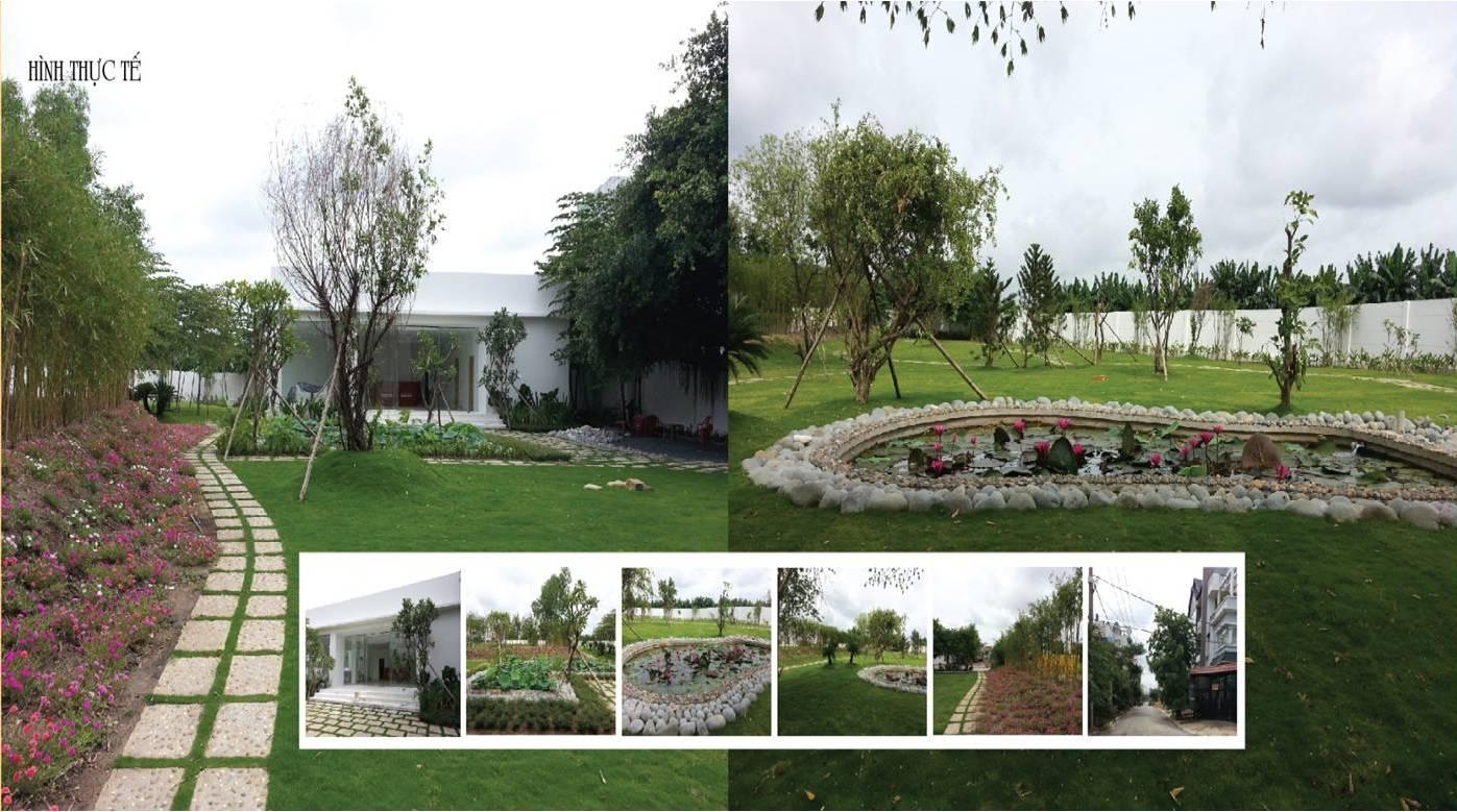 congvientaiduandreamhome 1377344294 Tổng quan và quy mô khu căn hộ Dream Home