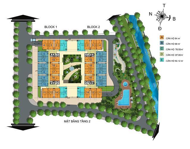 dream home mat bang tang 2jpg 1377344306 Tổng quan và quy mô khu căn hộ Dream Home