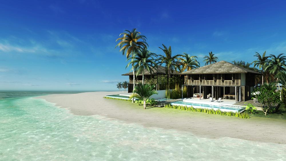 biet thu sunset sanato phu quoc 1398509106 Tổng quan và quy mô khu du lịch nghỉ dưỡng Sunset Sanato