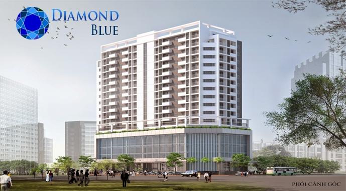 chungcudiamondblue69trieukhuc 1405096631 Tổng quan và quy mô khu chung cư Diamond Blue