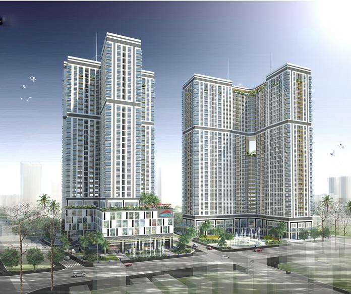 chungcunguyenkimb 1405705676 Tổng quan và quy mô khu chung cư Nguyễn Kim – khu B
