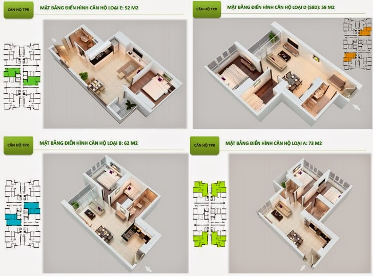 thepark 2 1408124956 Tổng quan và quy mô khu căn hộ The Park Residence