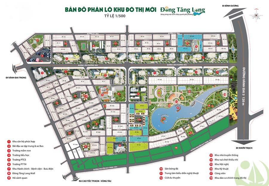 Khu đô thị mới Đông Tăng Long