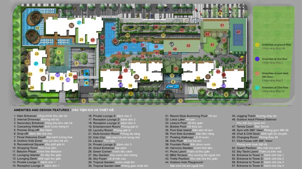 Tổng quan dự án căn hộ Vista Verde Quận 2