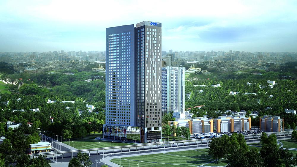 flccomplexphamhungjpg 1428075587 Tổng quan và quy mô khu căn hộ FLC Complex Phạm Hùng
