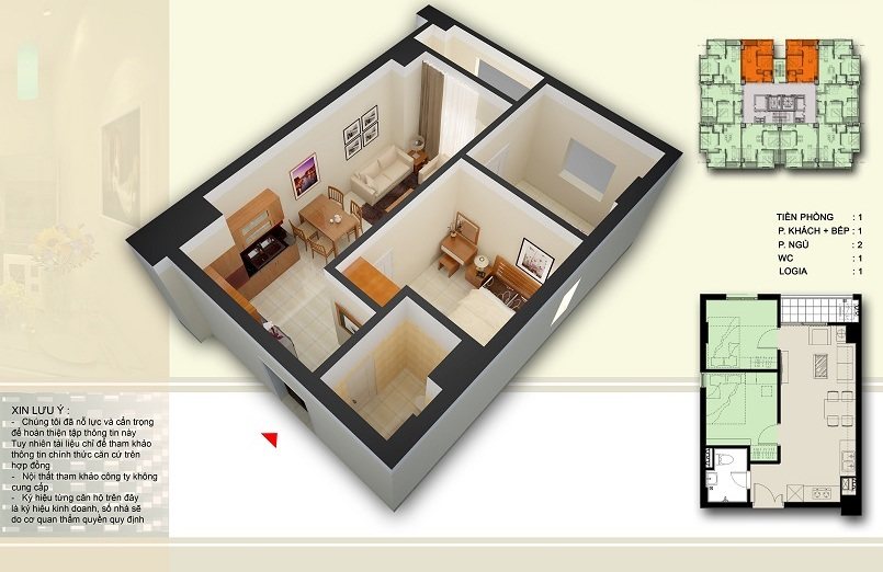 a1 1428689343 Tổng quan và quy mô khu căn hộ PCC1 Complex